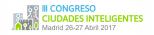 Logo III Congreso Cidades Intelixentes