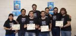 Gañadores do HackForGood2019, o hackaton que utiliza a tecnoloxía para desenvolver solucións a retos sociais.
