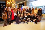 Participantes no terceiro dos encontros 'Mulleres Protagonistas'.