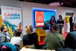Presentación en 2019 de Por Talento Dixital da Fundación ONCE.