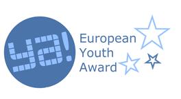 Logo Premio Europeo da Xuventude