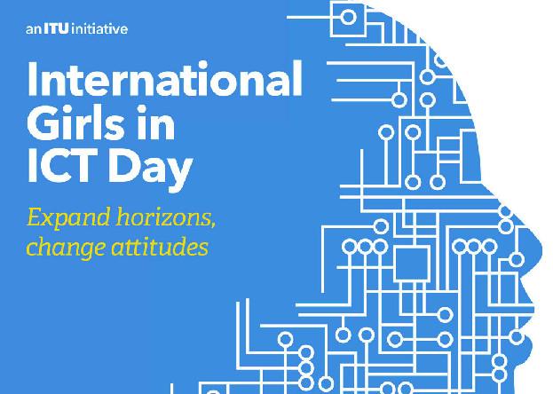 Día Internacional das Rapazas nas TIC.